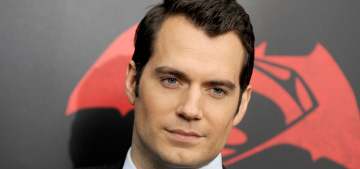 Henry Cavill reportedly dumped his 19-year-old college freshman girlfriend