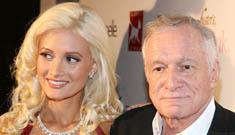 Hugh Hefner wants Holly Madison back
