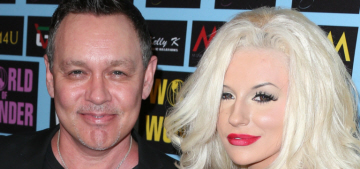 Courtney Stodden & Doug Hutchison are expecting, it wasn't 'planned'