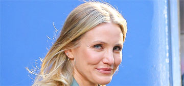 Cameron Diaz believes in 'dressing your age,' won't wear tube tops