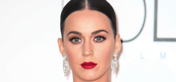 Katy Perry in Marchesa at the Cannes amfAR gala: ridiculous or great?