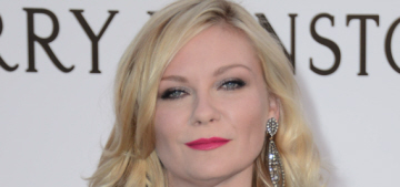 Kirsten Dunst in Chanel at the Cannes amfAR gala: matronly or fantastic?