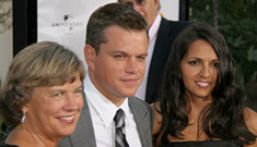 Bourne Ultimatum Premiere