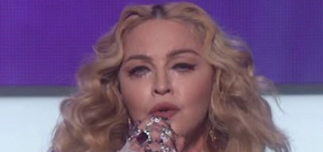 Madonna & Stevie Wonder perform Prince tribute at BBMAs: inoffensive?