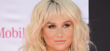Kesha performed a Bob Dylan cover at the BBMAs: stunning & emotional?