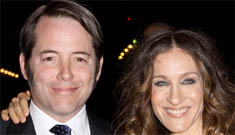 Sarah Jessica Parker & Matthew Broderick having twins via surrogate