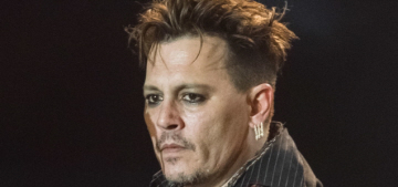 Johnny Depp's exes Vanessa Paradis & Lori Anne Allison say he didn't abuse them