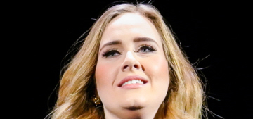 Adele bitched out a concert-goer who was recording her: rude or totally fine?