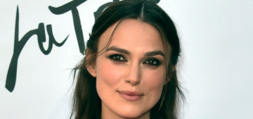 Keira Knightley's directors take to Twitter to defend her talent, professionalism