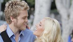 Heidi Montag & Spencer Pratt spend pre-honeymoon hiding from Swine Flu
