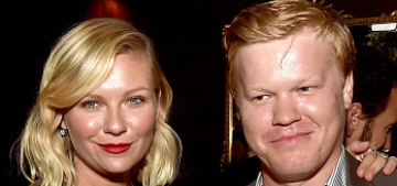 'Fargo' costars Kirsten Dunst & Jesse Plemons are a couple now: surprised?