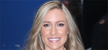 Kristin Cavallari: 'I don't do any cardio, it's just about building muscle'