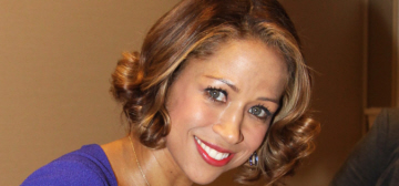 Stacey Dash: 'I wish we could go back to Mad Men days. I love those days'