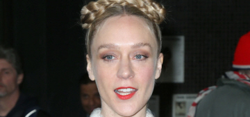 Chloe Sevigny: Having babies in your 30s 'unfortunately ages women'