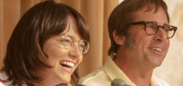 Page Six: Emma Stone's 'Battle of the Sexes' tennis skills 'were subpar'