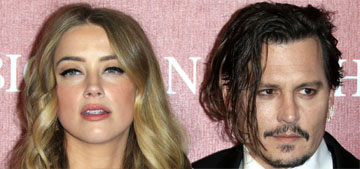 The Johnny Depp & Amber Heard story got better coverage in the tabloids