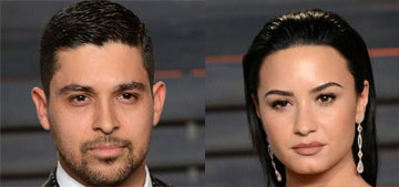Demi Lovato and Wilmer Valderrama broke up after six years together
