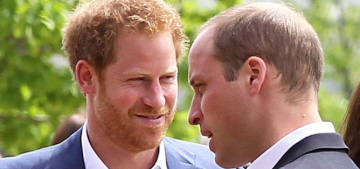Why didn't Prince Harry or William 'cover' for the ailing Prince Philip last week?