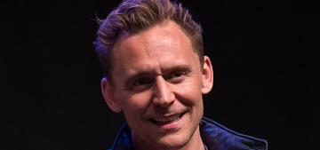Tom Hiddleston & Chris Hemsworth attend 'Wizard World' to talk Thor & Loki