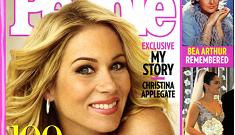 Christina Applegate is People Magazine's 'Most Beautiful' cover girl