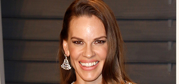 Hilary Swank adds her engagement to the growing list of summer splits