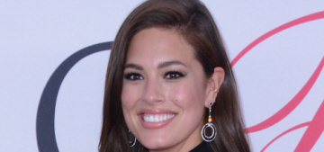 Ashley Graham in Michael Kors at the CFDAs: gorgeous or tragic?