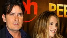 Charlie Sheen says twin sons made him a better man