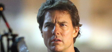 Page Six: Tom Cruise hasn't seen 'nonbeliever' Suri in 'nearly three years'