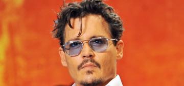 Johnny Depp's behavior left Amber 'cowering' in a plane's bathroom in 2013