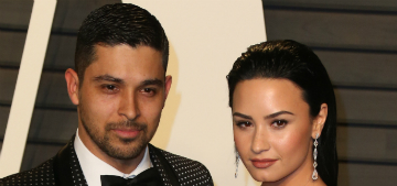 Demi Lovato & Wilmer Valderrama had 'more of a brother-sister' relationship