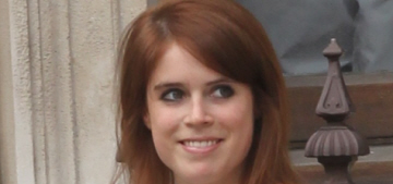 Princess Eugenie allegedly took 8 vacays during her first year of work in London