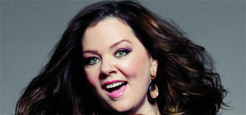 Melissa McCarthy fights for her characters to be realistic: 'I get psychotically attached'