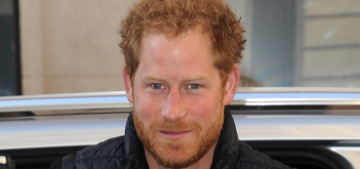 Prince Harry is reportedly romancing Ellie Goulding, they were 'canoodling'