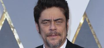 Benicio Del Toro: Amber Heard is 'a little manipulative' & 'really twisted'