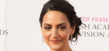 Archie Panjabi: 'It's about time we had an Asian woman' playing James Bond