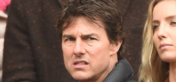 In Touch: Tom Cruise wants a facelift because he's feeling jowly & droopy
