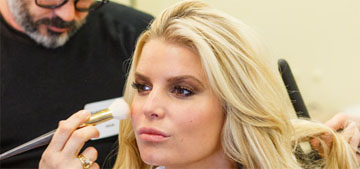 In Touch: Jessica Simpson is 'hell bent on landing a Vegas residency'