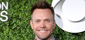 Joel McHale's sons demanded $125 a piece to do a People photoshoot
