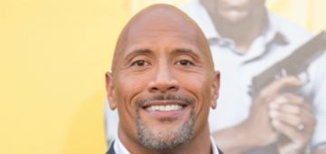 Who Wore It Better: Dwayne Johnson's fanny pack edition