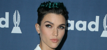 Ruby Rose had just performed at Pulse nightclub: 'nothing I can do but cry'
