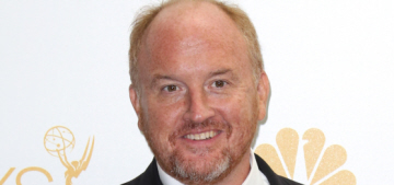 Louis CK: 'White guys are fine. Nobody's turning us down for a job'