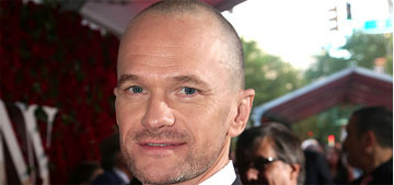 Neil Patrick Harris is bald now: still hot or needs hair?