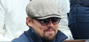 Leonardo DiCaprio spent the weekend in the Hamptons with Nina Agdal