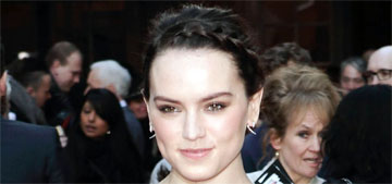 Daisy Ridley reveals her battles with endometriosis, PCOS and acne