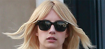 Emma Roberts debuts blonde bob for the summer: fun or flop?