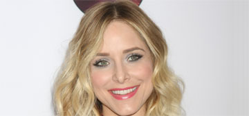Jenny Mollen, Jason Biggs's wife, thinks she was haunted by a ghost dog