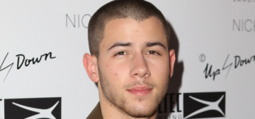 """""""Nick Jonas isn't interested in your feet, but might be into furries"""" links"""