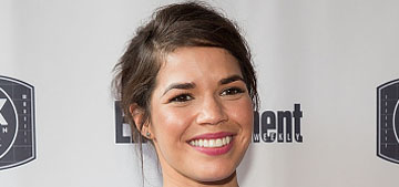 America Ferrera: we don't ask men what's it's like to play an ugly person