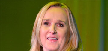 Star: Melissa Etheridge $10k behind on child support, says she can't afford it