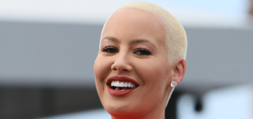 Amber Rose: Taylor Swift does not need to 'let her p-ssy rest' after a breakup